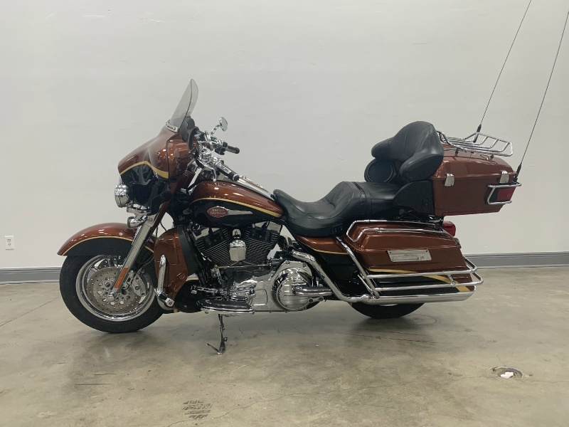 Harley-Davidson FLHTCUSE Electra Glide Ultra Screaming Eagle 2008 price $12,977