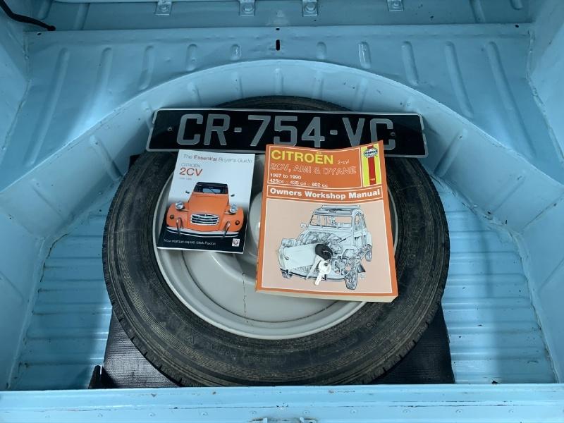 Citroen 2CV 1967 price $26,977