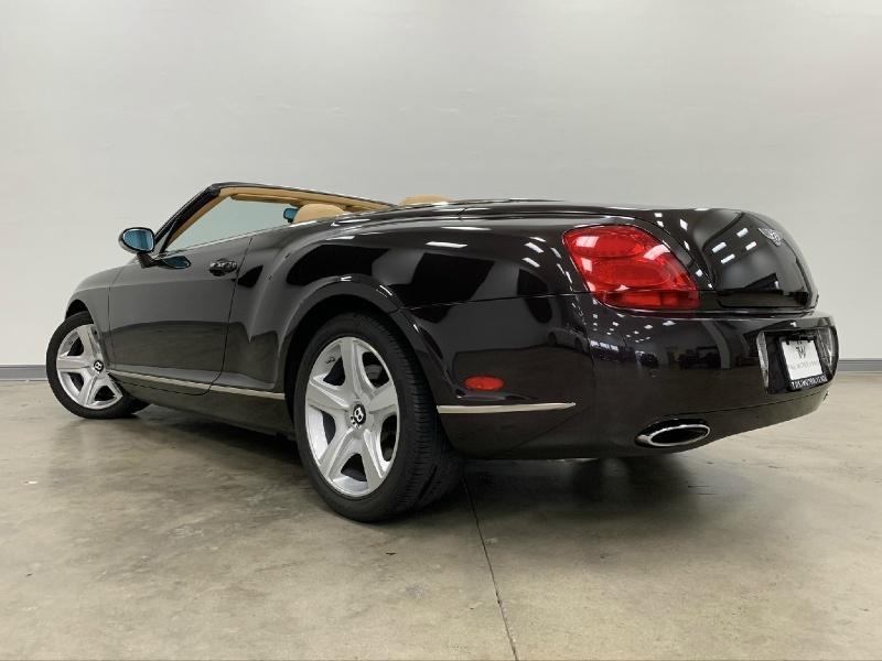 Bentley Continental GTC 2009 price $61,977