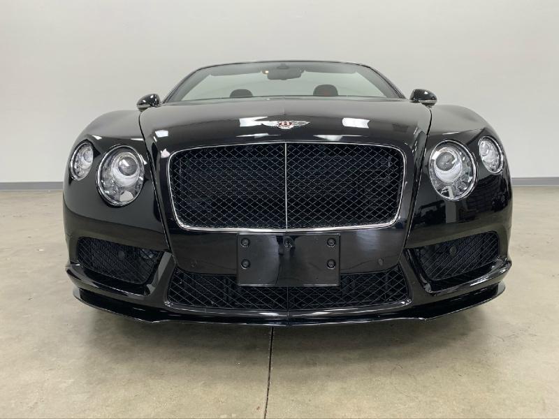 Bentley Continental GTC V8 S 2014 price $92,977