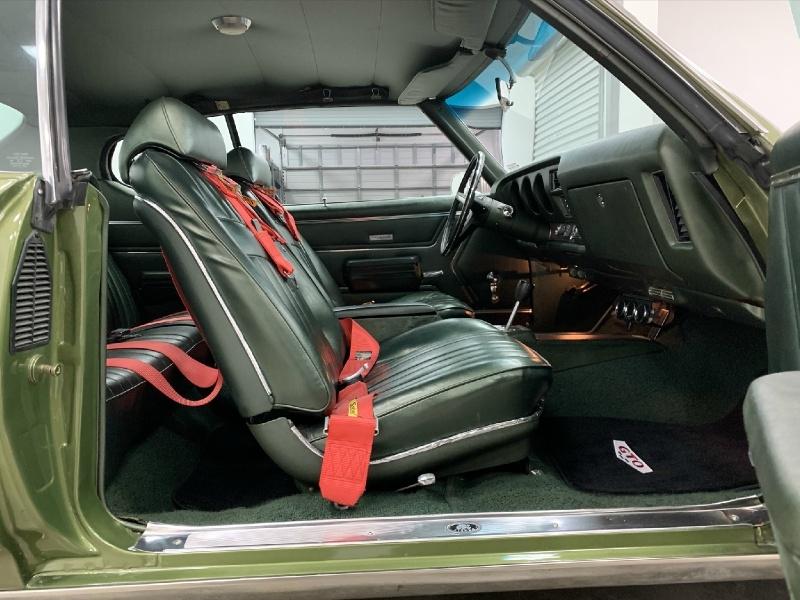 Pontiac GTO 1969 price $49,977