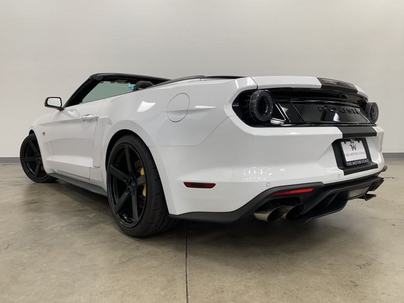 Ford Mustang 2019 price $64,977