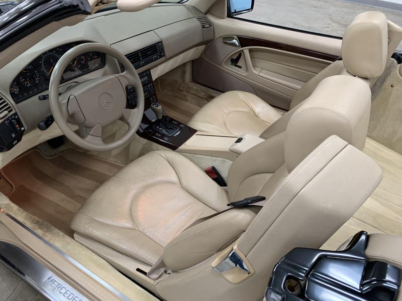 Mercedes-Benz SL Class 1998 price $17,977