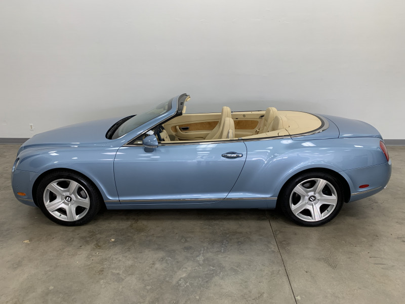Bentley Continental GTC 2008 price $56,977