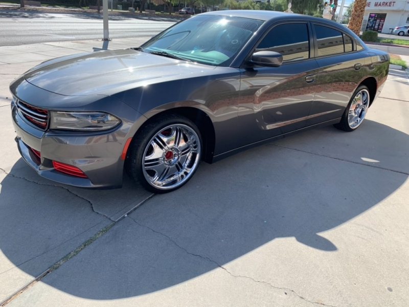 Dodge Charger 2015 price $12,999