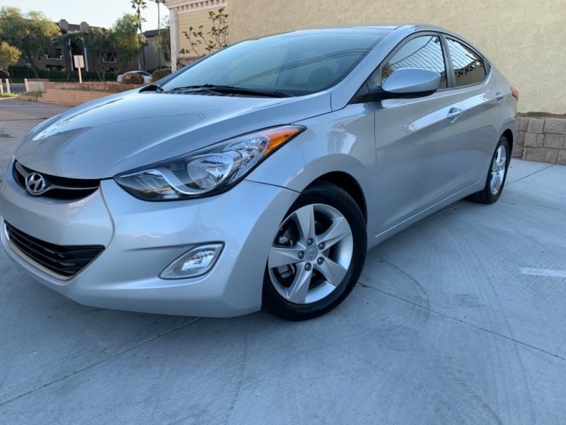 Hyundai Dealership Las Vegas >> 2013 Hyundai Elantra 4dr Sdn Man Gls Alabama Plant