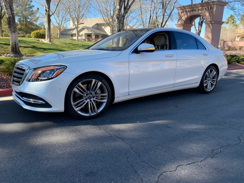Mercedes-Benz S-Class 2018 price $64,999