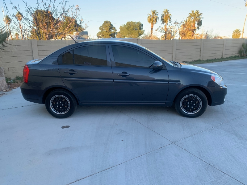 Hyundai Accent 2010 price $4,500