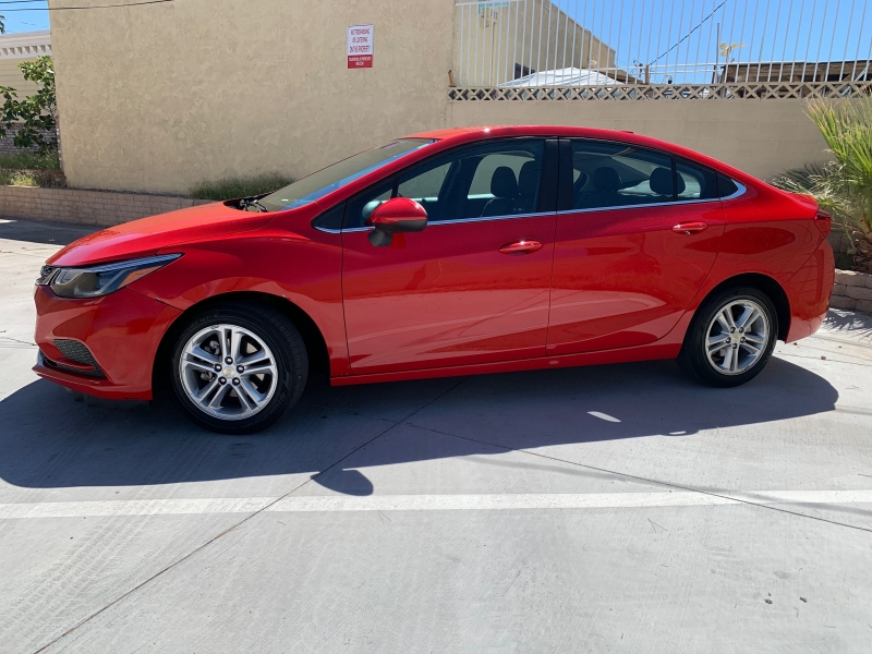 Chevrolet Cruze 2017 price $11,999