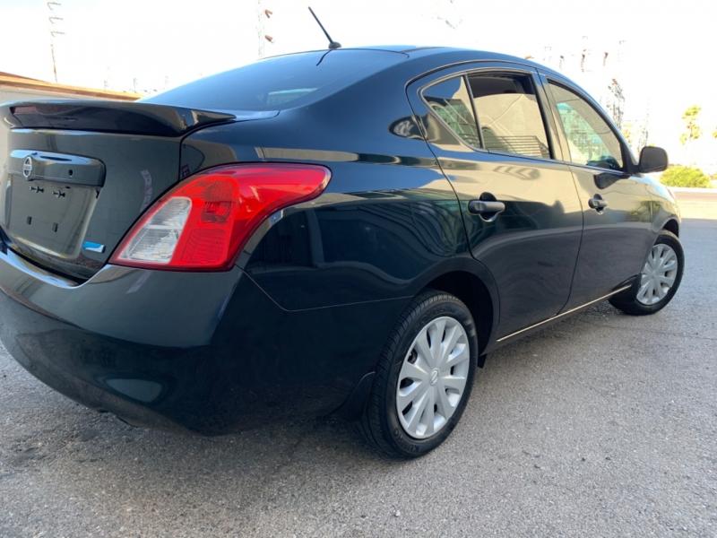 Nissan Versa 2014 price $5,999
