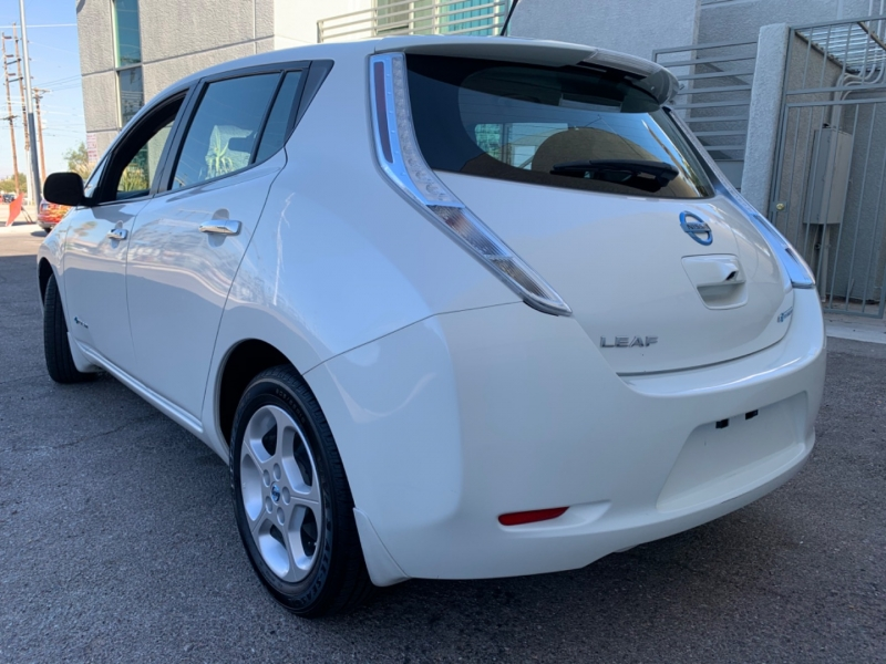 Nissan LEAF 2013 price $6,999