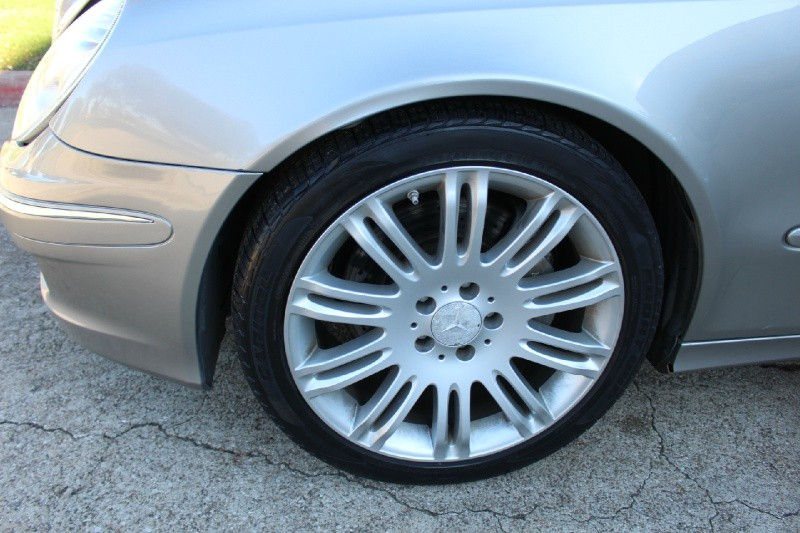 Mercedes-Benz E-Class 2008 price $6,950