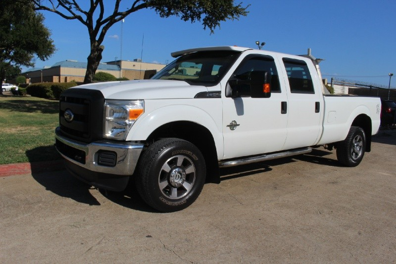 Ford Super Duty F-350 SRW 2011 price $21,950