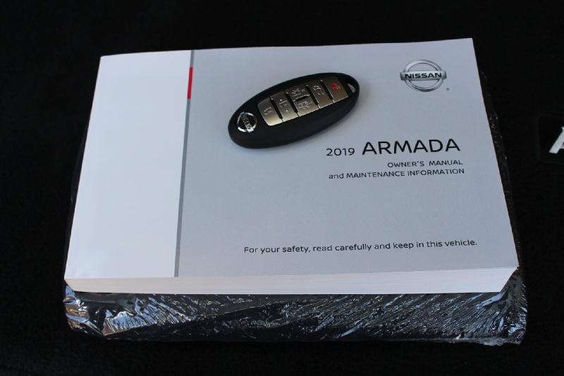 Nissan Armada 2019 price $36,950