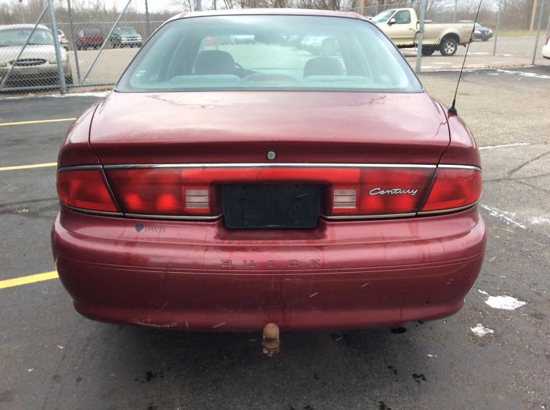 Buick Century 2005 price $1,499