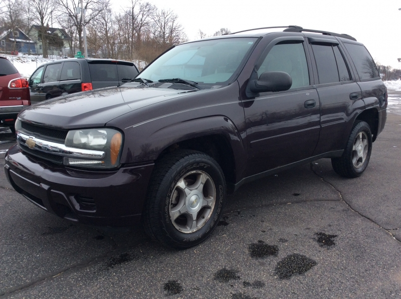 Chevrolet TrailBlazer 2008 price $2,999