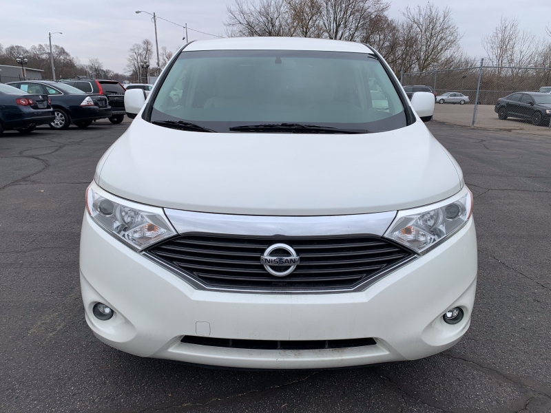 Nissan Quest 2014 price $8,999