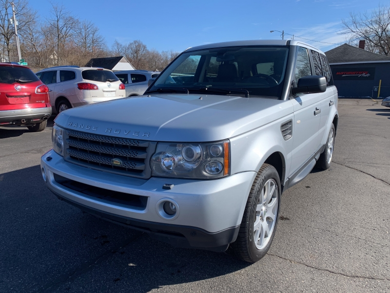 Land Rover Range Rover Sport 2009 price $9,999