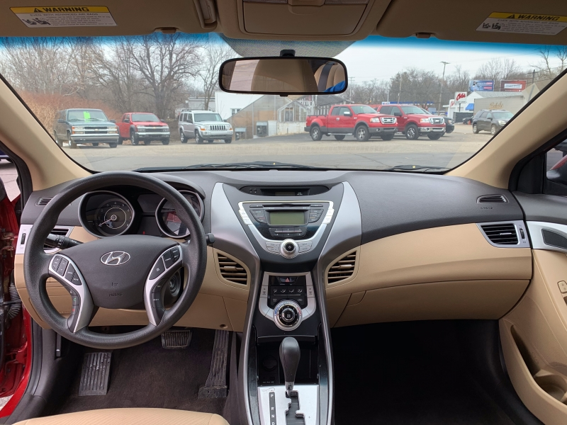 Hyundai Elantra 2011 price $4,999