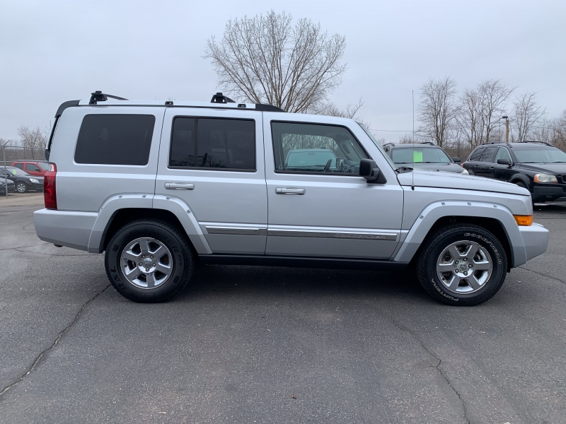 Jeep Commander 2006 price $5,500