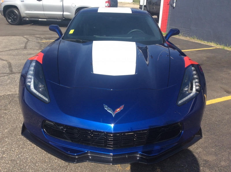 Chevrolet Corvette 2017 price $45,900