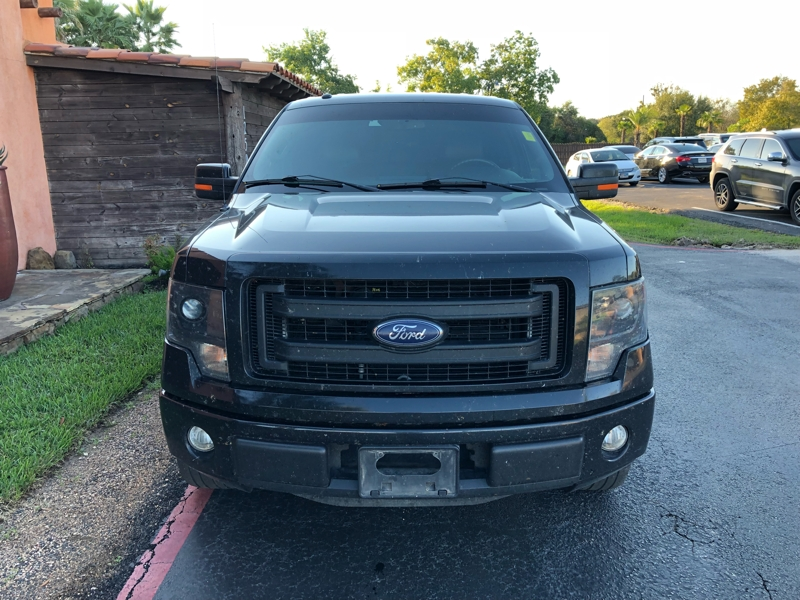 Ford F-150 2014 price $18,991