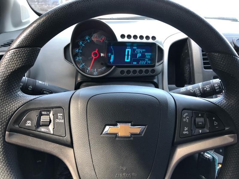 Chevrolet Sonic 2016 price $8,991