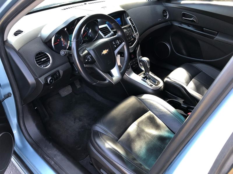 Chevrolet Cruze 2011 price $6,499