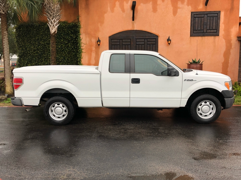 Ford F-150 2012 price $11,991