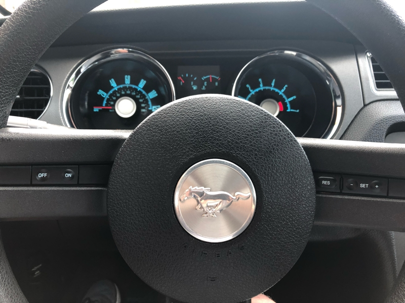 Ford Mustang 2010 price $10,791