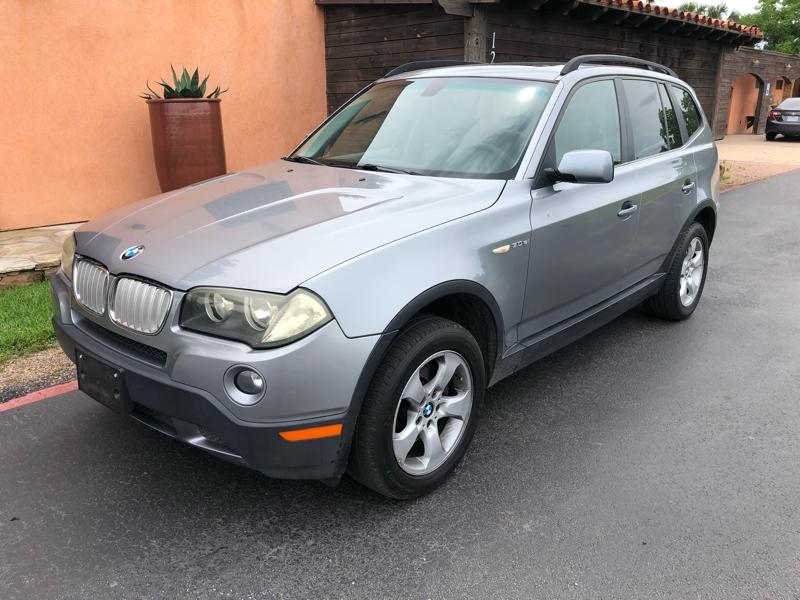 BMW X3 2007 price $6,749