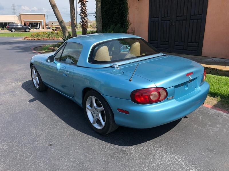 Mazda MX-5 Miata 2001 price $4,991