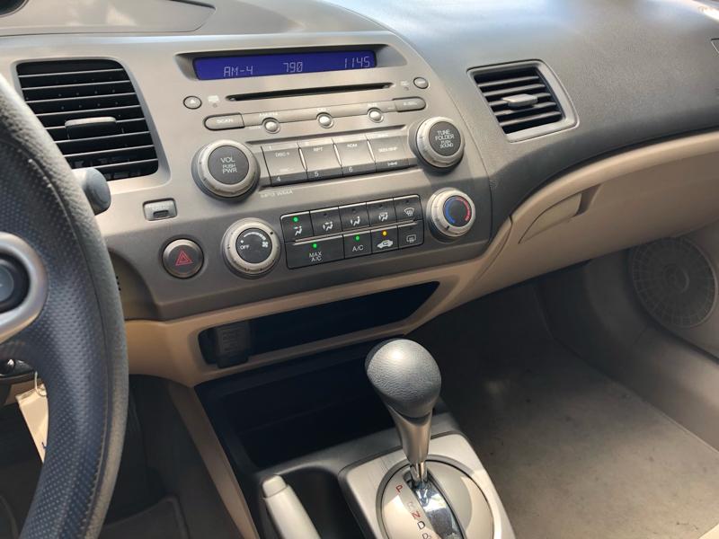 Honda Civic Sedan 2009 price $5,991