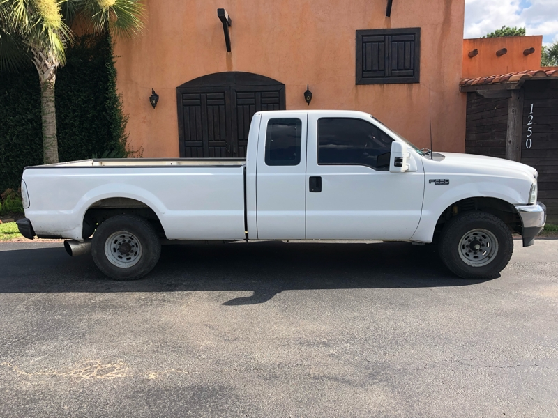 Ford Super Duty F-250 1999 price $8,999
