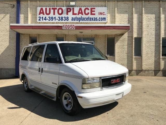 1999 GMC Safari Cargo Van
