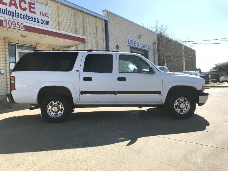 2001 chevrolet suburban 4dr 2500 ls inventory auto for Motor oil for 2001 chevy suburban