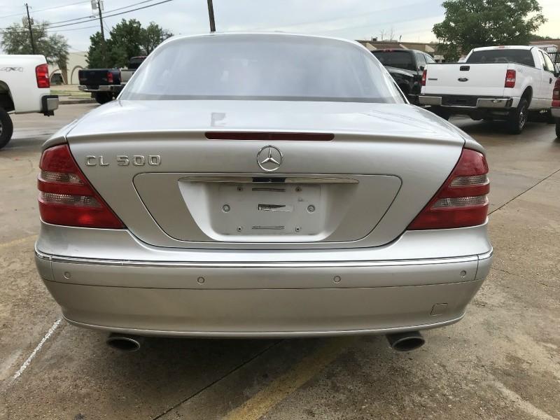 Mercedes-Benz CL-Class 2002 price $3,990 Cash