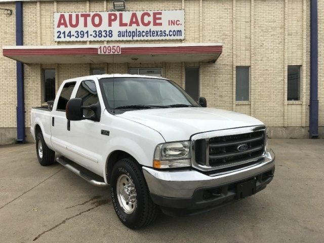 2003 Ford Super Duty F250
