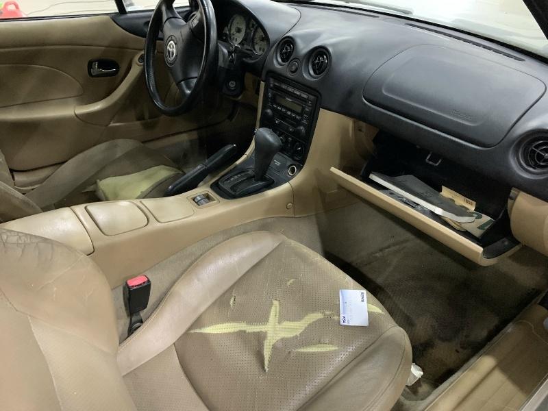 Mazda MX-5 Miata 2002 price $2,500