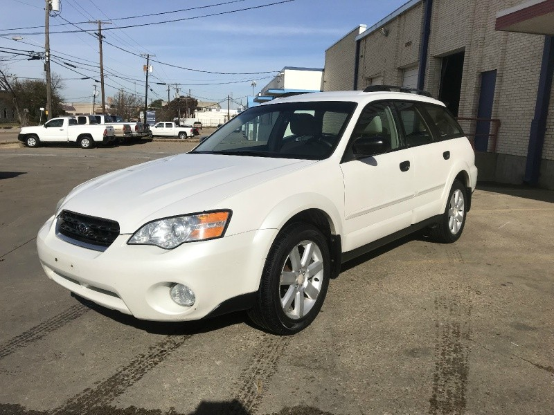Subaru Outback 2006 price $4,700