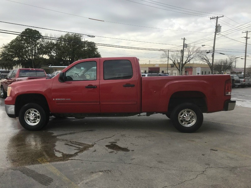GMC Sierra 2500HD 2007 price $7,700