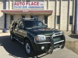 Nissan Frontier 4WD 2001