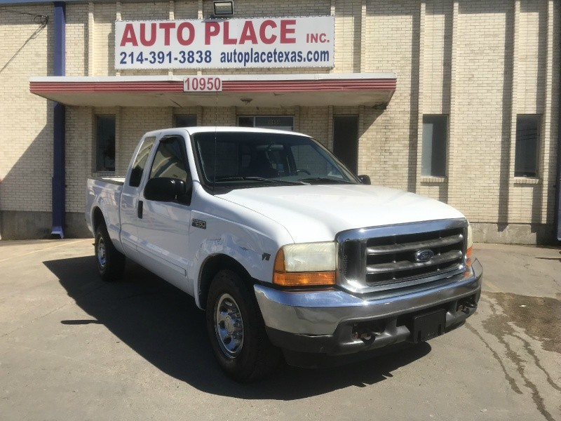 Ford Super Duty F-250 2001 price $5,500