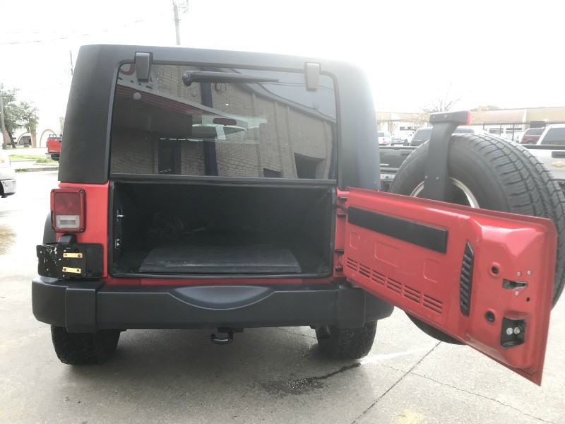 Jeep Wrangler 2008 price $9,990