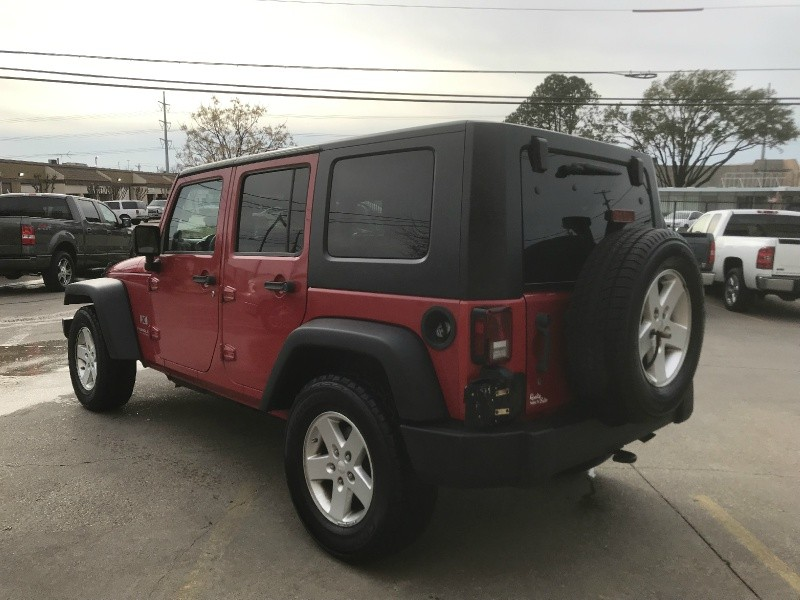 Jeep Wrangler 2008 price $8,990