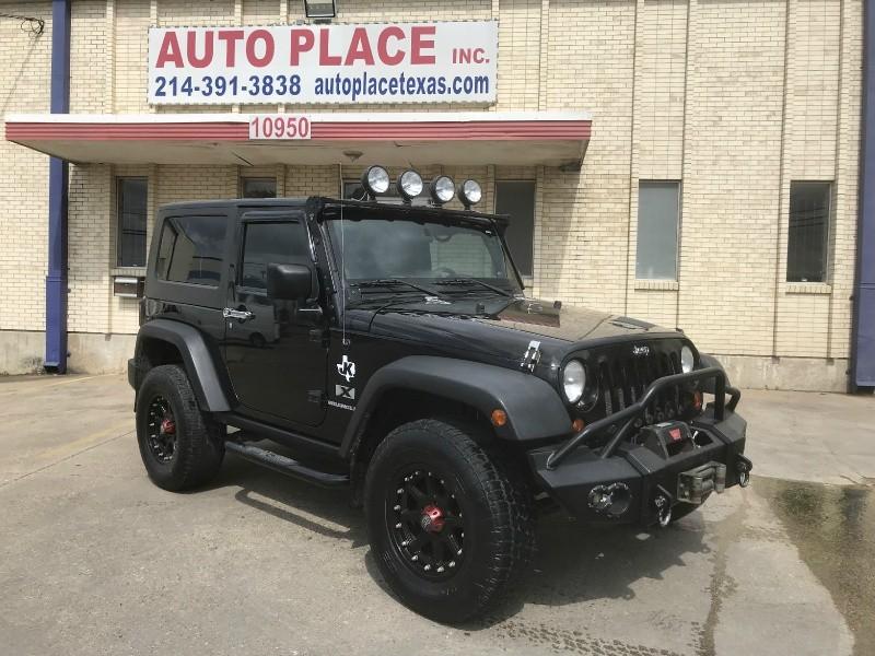 Jeep Wrangler 2009 price $10,990