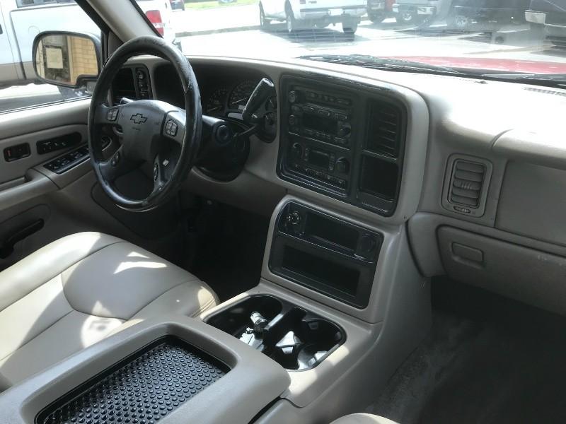 Chevrolet Silverado 1500 Crew Cab 2004 price $5,990