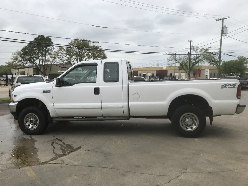Ford Super Duty F-250 2002 price $6,500