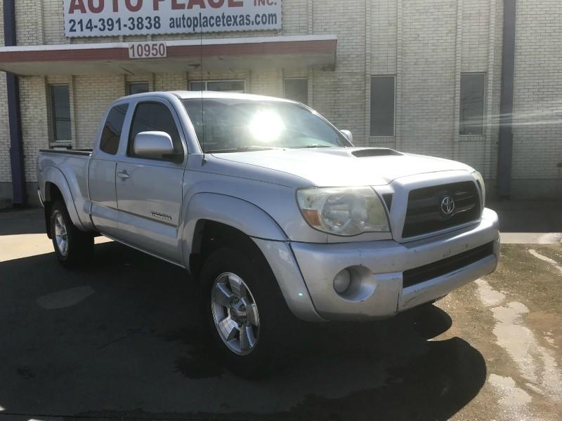 Toyota Tacoma 2007 price $9,500