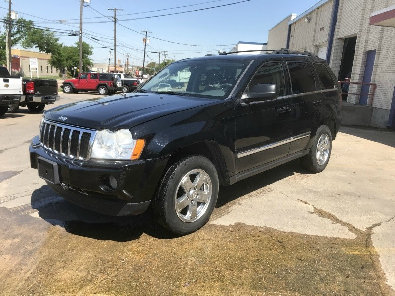 Jeep Grand Cherokee 2005 price $6,990